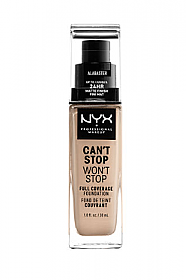 NYX-CAN'T STOP WON'T STOP FULL COVERAGE FOUNDATION