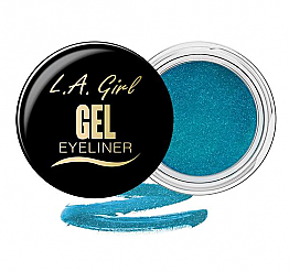 GLE733 MERMAID TEAL FROST GEL EYELINER/3PCS