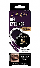 GLE734 RAGING PURPLE GEL EYELINER/3PCS