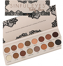 IT-2016 ITALIA DELUXE SINFUL EYESHADOW16COLOR/6PCS