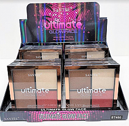 ST-460 ULTIMATE GLOW FACE/12PCS