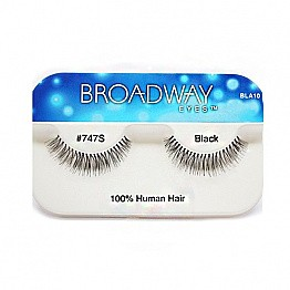 KISS-BLA10-Kiss-Broadway Eyes-Human Hair eyelashes