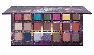 ESP302-JCAT TAKE ME AWAY 21 EYESHADOW PALETTE-MAJESTIC GALAXY/6PCS
