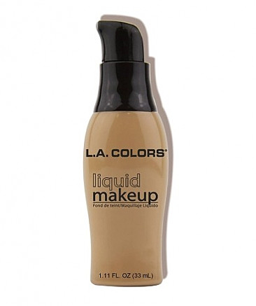CLM284A-LA COLORS LIQUID MAKE UP/3PCS