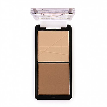 GCP668-3- LA GIRL HIGHLIGHT-CONTOUR PRO.CONTOUR POWDER/3PCS