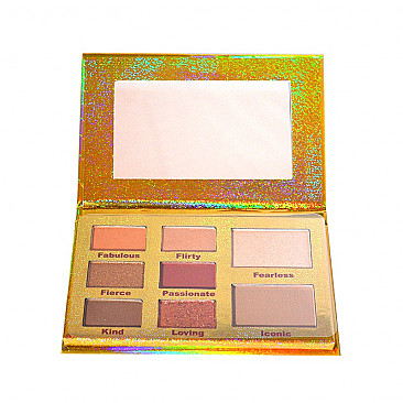 KONA-E108 GODDESS OF HERA EYESHADOW/12PCS