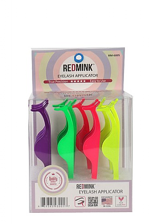 REDMINK Eyelash Applicator/12pcs