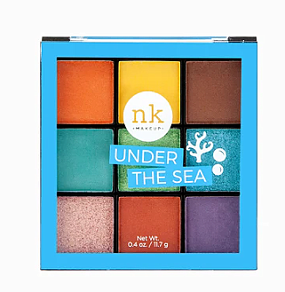 ES0906-UNDER THE SEA 9COLOR PALETTE/12PC
