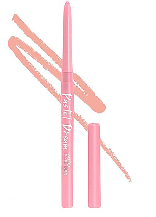 PASTEL DREAM AUTO EYELINER-BABY PINK/3PC