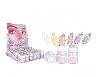 RO-LC100A:SHIMMER POWDER/36PCS