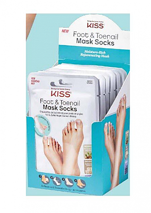 FOOT MASK BOX SET/12PCS