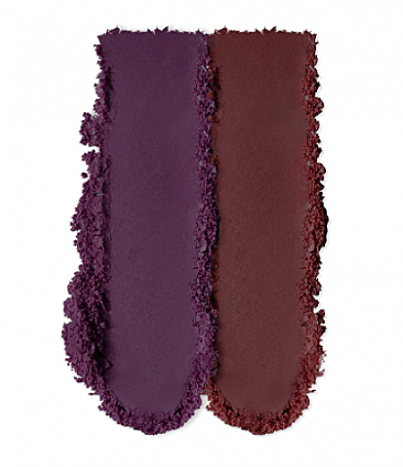 CES263-MERLOT-DUO TONE EYESHADOW/3PCS