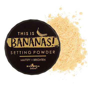 121-BANANA SETTING POWDER/1UNIT