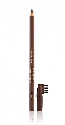 EBP01-JORDANA EYEBROW PENCIL/TAUPE/12PC