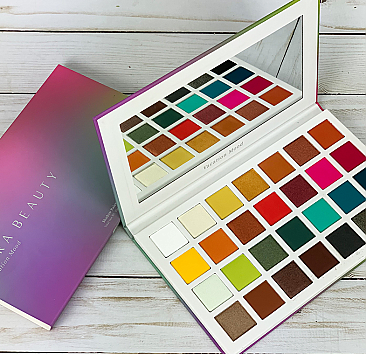 ES43-VACATION MOOD SHADOW PALETTE/6PC
