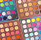 NEW PRO PALETTE 4PC SET BUNDLE