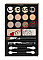 I HEART MAKEUP EYESHADOW PALETTE/EACH