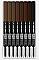 LA COLOR BROWIE WOWIE BROW PENCIL/EACH