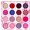 LURELLA-SWEETHEART EYESHADOW PALETTE/6PC