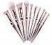 10BCL CHAMPAGNE LUXE BRUSH/3PC