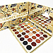 S.HE NAUGHTY BRAZEN 35COLOR PALETTE/6PCS