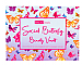 996F - BEAUTY VAULT - SOCIAL BUTTERFLY/3PC